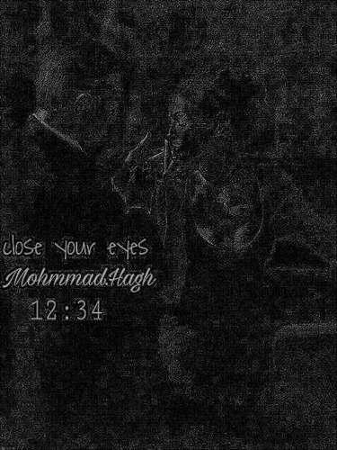 دانلود موزیک جدید محمد حق چشمات و ببند