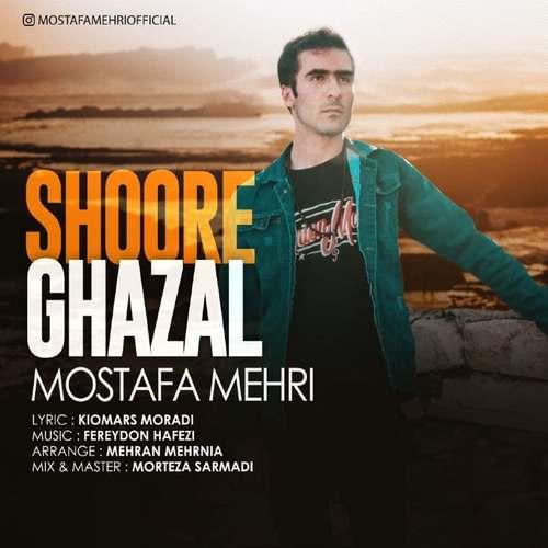 دانلود موزیک جدید مصطفی مهری شور غزل