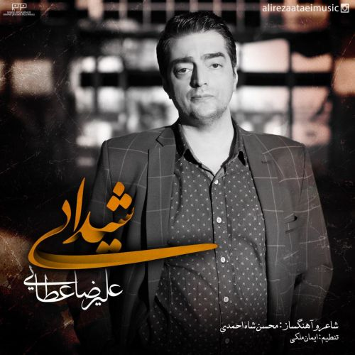 دانلود موزیک جدید علیرضا عطایی شیدایی