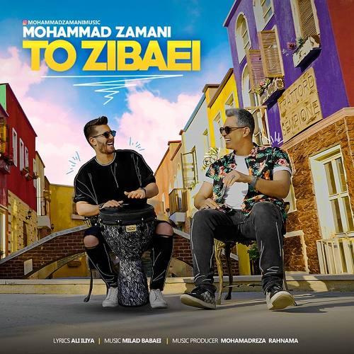 دانلود موزیک جدید محمد زمانی تو زیبایی